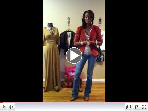 Fashion Tips & Styling by Kimberly of KMS Fashion Consultants