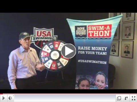 2015 Swim-a-Thon Grand Prize Announcement