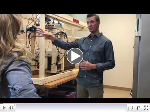 FAU CES Student Spotlight: Environmental Geophysics Lab