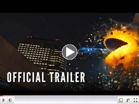 Pixels - Official Trailer