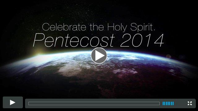 Pentecost Weekend 2014 Promo