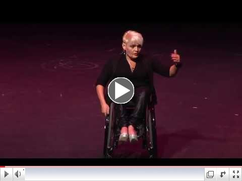 Promoting the status of women with disabilities: Bethany Hoppe at TEDxNashville