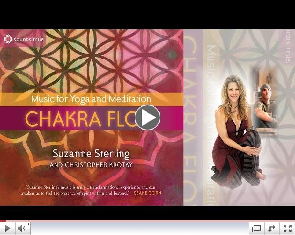 Enjoy Chakra Flow with Suzanne and Chris K