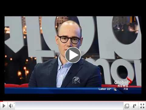 Dr Chris Venner speaks of the Myeloma Canada Research Network National Myeloma database - Global News Edmonton