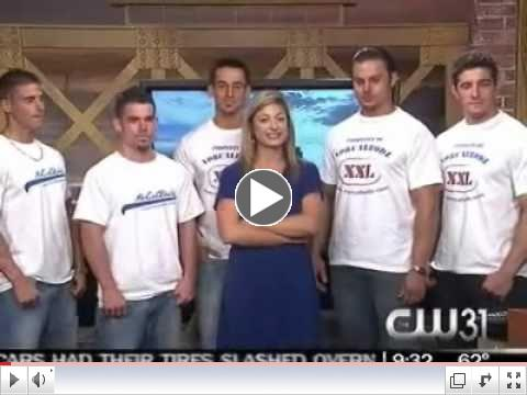 NorCalBodz on Good Day Sacramento CW31
