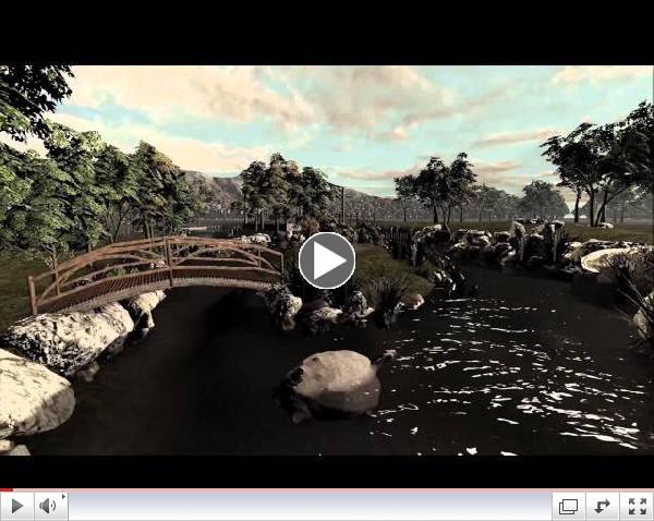 Example of CyArk cgi video (Merritt Park at Manzanar)