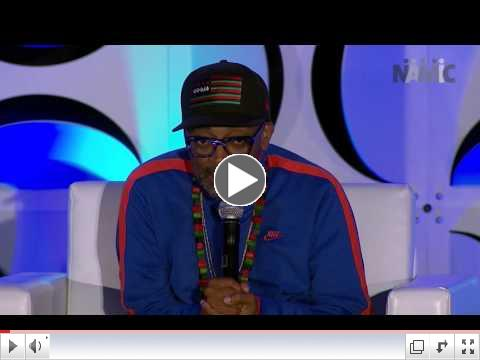 Spike Lee at NAMIC's 29th Annual NAMIC Conference