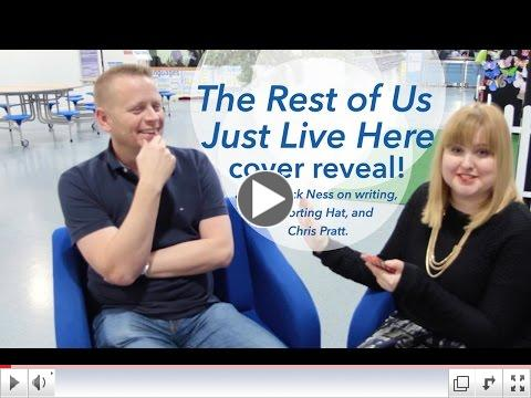 Patrick Ness : The Rest of Us Just Live Here : Interview