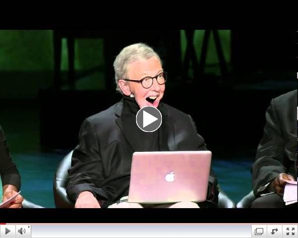 TED talks   RogerEbert   2011   Ideas worth spreading