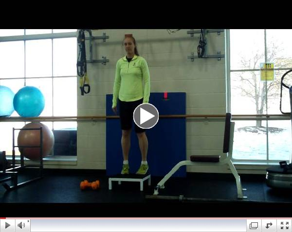 Calf Raise Variations