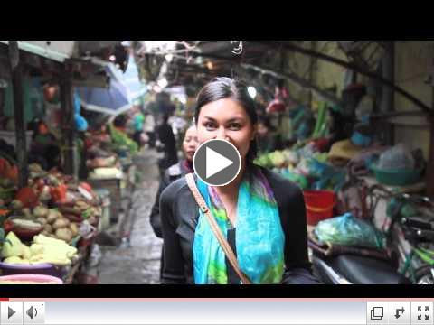 Intrepid's Real Food Adventure - Vietnam
