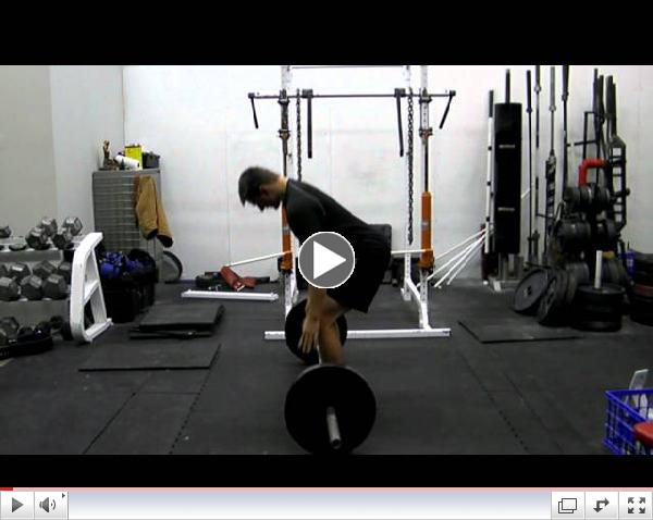 TechniqueWOD: Top 5 Deadlifting Mistakes to Avoid