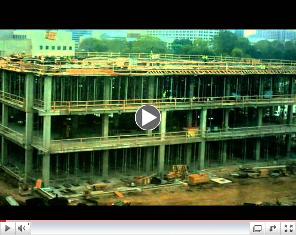 Timelapse SELB Construction 12/10/12