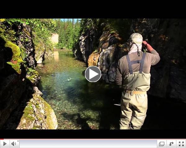 WILD & CLEAR - Fishing Montana's Backcountry