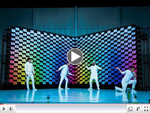 """OK Go Premieres New Music Video for """"Obsession"""""""
