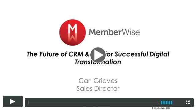 Harnessing the Web - The Future of CRM & Key Challenges / Top TIps (Silverbear)
