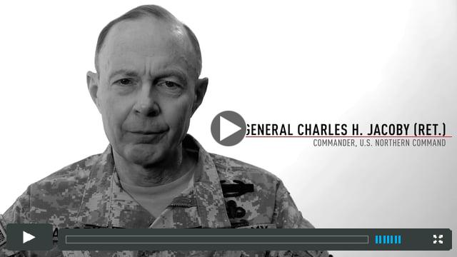 The Climate 25: General Charles Jacoby