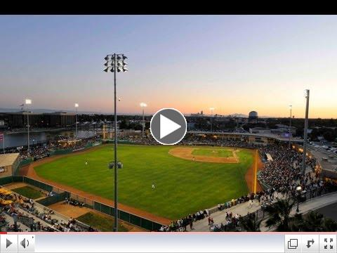 2013 West Coast Conference Baseball Championship Promo