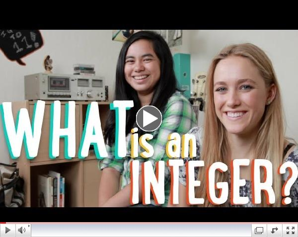 What is an Integer? | PBSMathClub