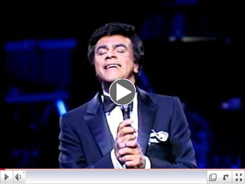 JOHNNY MATHIS - CHANCES ARE & WONDERFUL WONDERFUL
