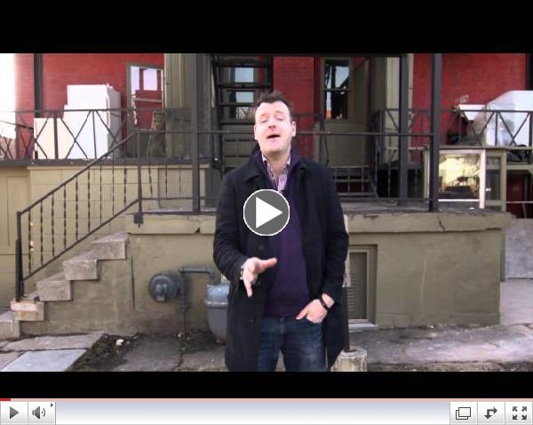 Repositioning An Apartment Building - Before Video - Hamilton - Alexjwilson.com