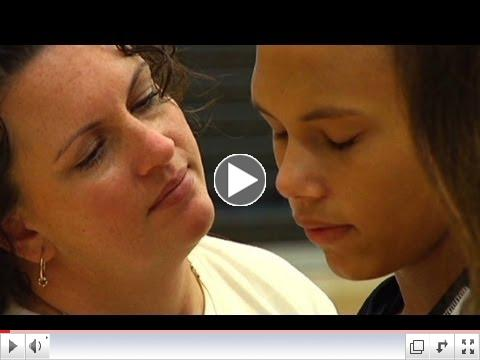 Teen spends year battling breast cancer
