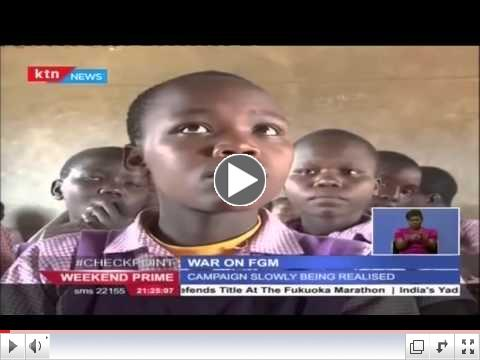 FGM FEATURE: Leaders from Rift Valley pledge effort in the fight against Female Genital Mutiliation