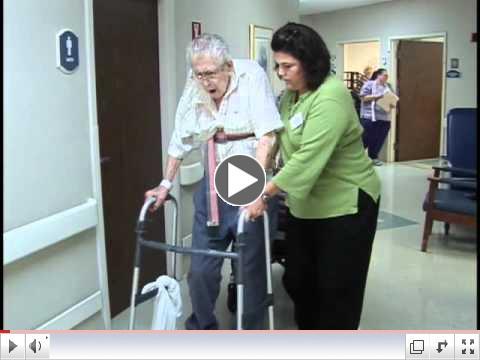 Avoiding Falls in Long Term Care