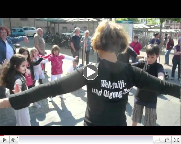 Taiji-Qigong-Welttag 2011 in Saarbr??cken