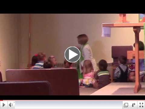 Children's Sermon: You Are Forgiven