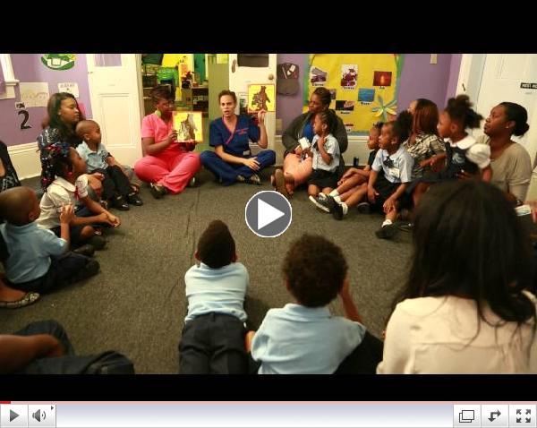 PRIME TIME Preschool: A literacy program for families