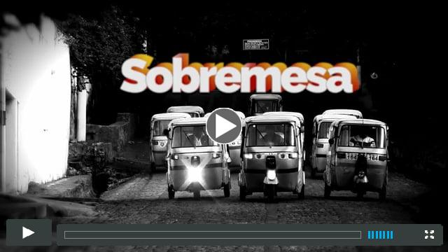 Sobremesa - Kickstarter Trailer for feature-length film