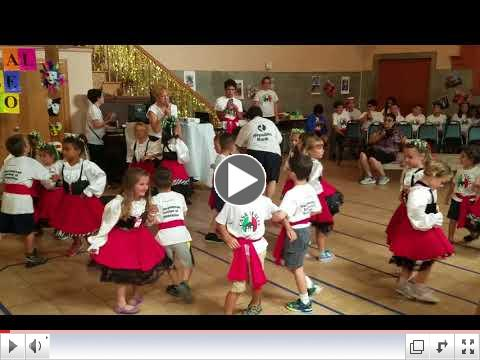 Tarantrella Groups # 1 & 2 | The Tarantella Dance Part 1 | Summer Camp | July 20, 2018