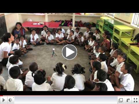Video of Eli's workshop @ Gurukulam