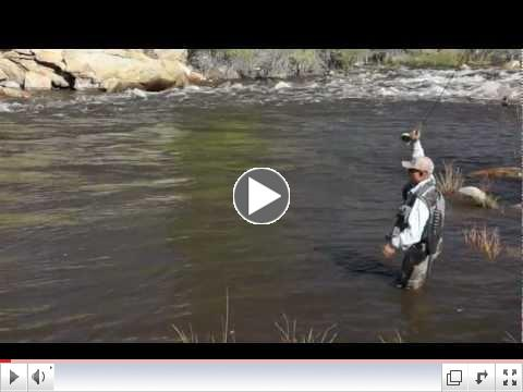 Kern river fly shop events for Kern river fishing report