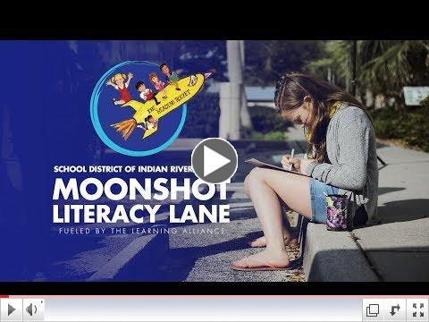 SDIRC Moonshot Literacy Lane - Fueled by The Learning Alliance