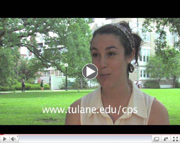 Public Service Internship Program at Tulane