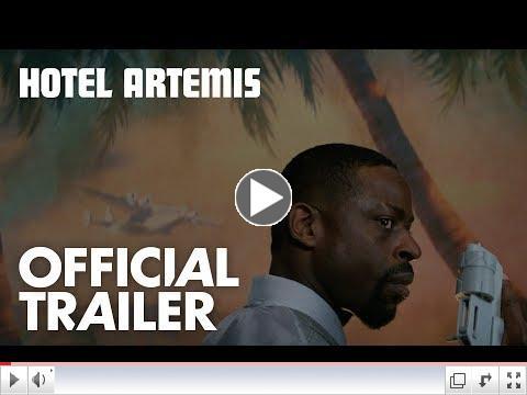 Hotel Artemis | Rated R