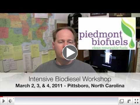 Biodiesel Update - 2/18/2010 - Utah Biodiesel Supply