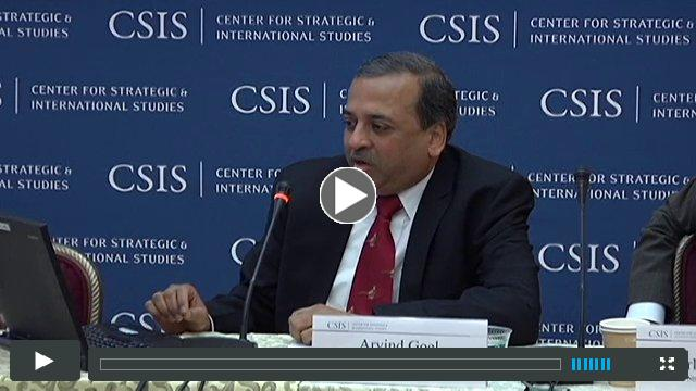 Emerging Indian Economy Signature Speaker Series: The Future of Manufacturing