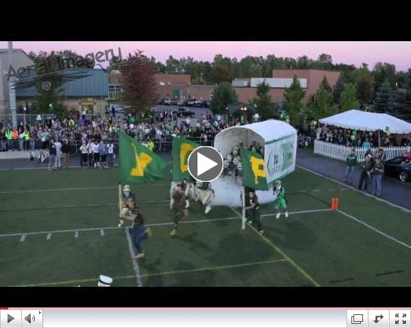 Notre Dame Prep Homecoming 2013 | Aerial Imagery Works