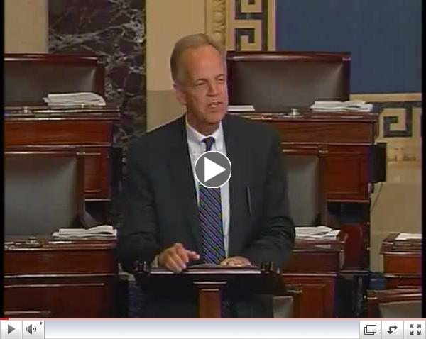 Sen. Jerry Moran Questions USDA Promotion of