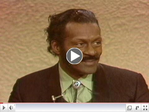 Chuck Berry - Scrap Book Review
