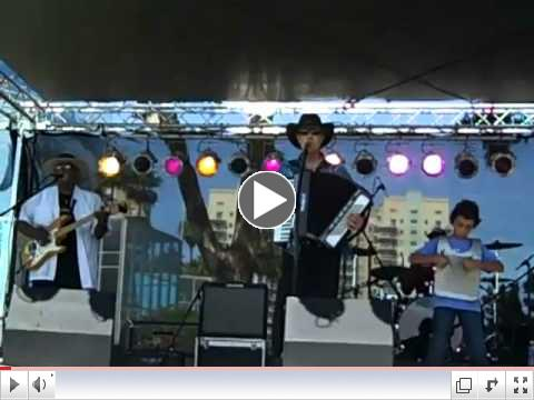 Bonne Musique Zydeco band pays a tribute to the 10th anniversary of the 9/11 tragedy.