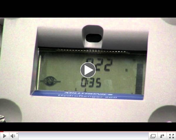 Siemens Hydroranger Troubleshooting video