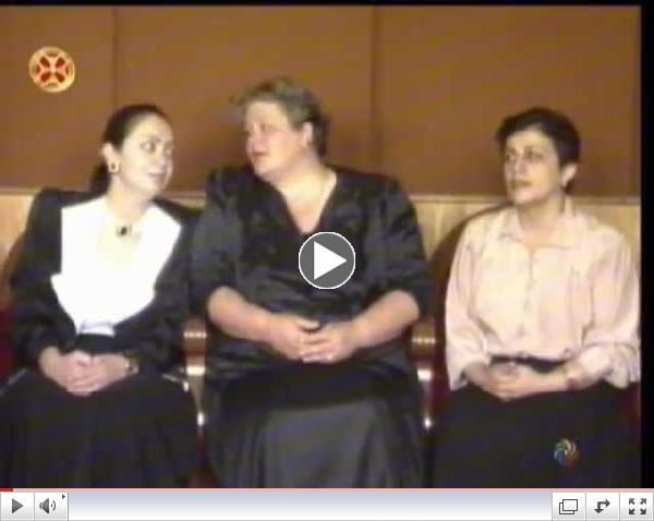Lili Abdulishi, Neli Vanilishi, Lia Sherozia - Lazian Nana @ by Anzor Erkomaishvili