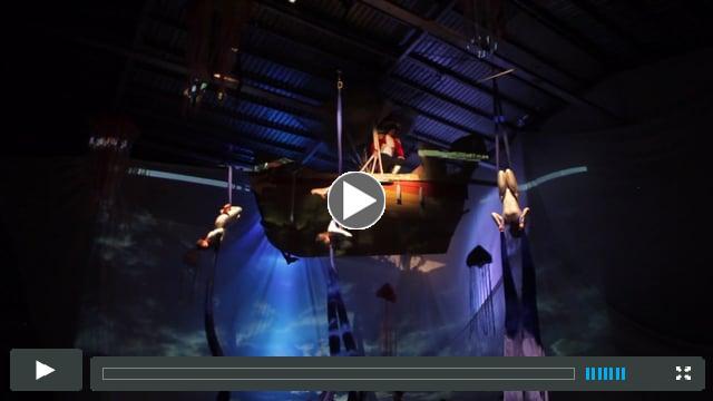 Circo de Los Ni?os : Dream Catchers campaing