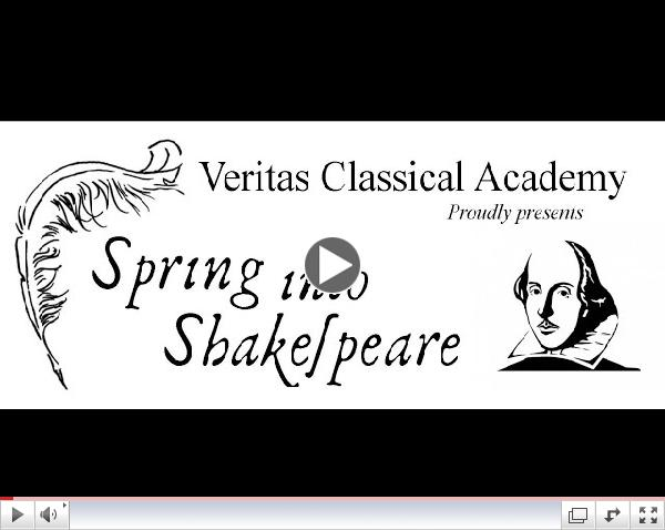 Spring Into Shakespeare 2015
