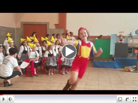 Le Avventure di Pinocchio Play - 2017 Summer Camp Final Day Presentation - July 21, 2017