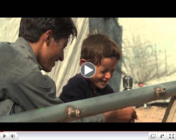 Ejaz dreymir um menntun - UNICEF hreyfingin 2013